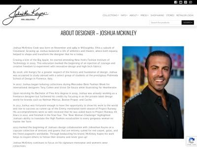 johnathankayne.com/info/about-designer-joshua-mckinley/