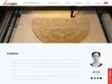 Wooden Temple in Ahmedabad – Karunesh Krupa Wooden art