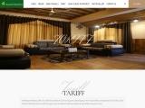 Tarrif Policy   Kasauli Residency