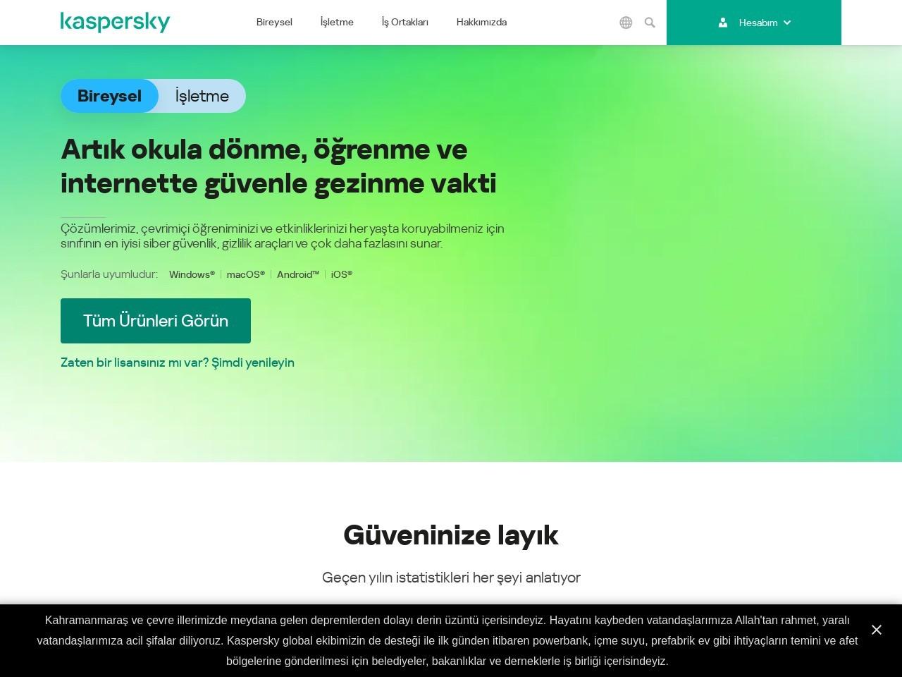 Kaspersky Lab (Turkey)
