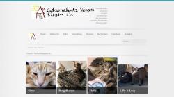 katzenschutzverein-siegen.de Vorschau, Katzenschutz-Verein Siegen e.V.