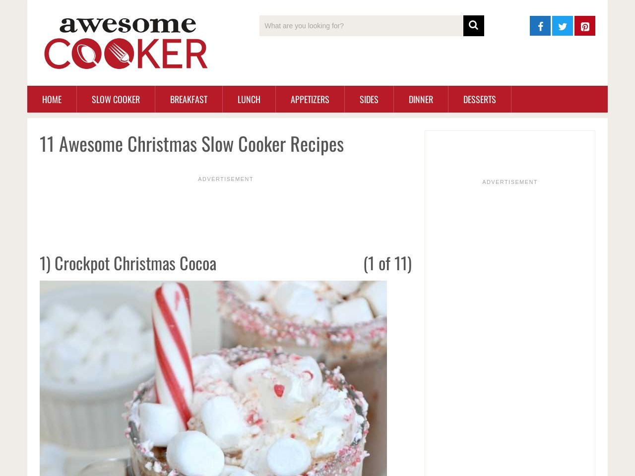 10 Awesome Christmas Slow Cooker Recipes | Kind Of Viral