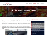 Top Traders of API 5L Line Pipe & Tubes KMD Steel