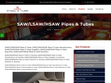 Top Trader of SAW/LSAW/HSAW Pipes KMD Steel