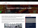 Top Traders of Seamless & ERW Pipes & Tubes KMD Steel