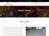 Stainless Steel 317 Sheets & Plates Exporters in Mumbai – KMDSteel&Tubes