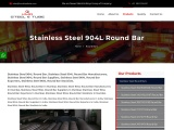 Top Traders of Stainless Steel 904L Round Bar KMD Steel