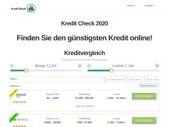 Kredi-Check vergleicht und bewertet Kredite