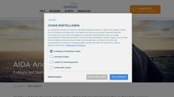 kreuzfahrt-prozente.de Vorschau, seaCommerce GmbH & Co. KG