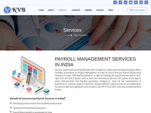 Payroll Management India, Payroll Outsourcing Company