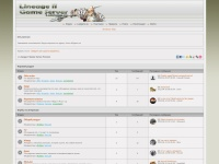 Lineage II Game Server Forums