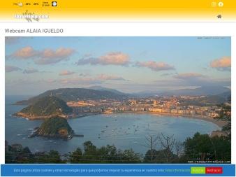 lazurriola.com screenshot
