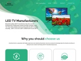 LED TV manufacturers company in Delhi