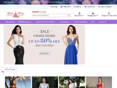 lindadress.com