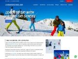 One Destination To Learn Ski In Livingo