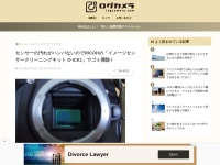 センサーの汚れがハンパないのでRICOHの「イメージセンサークリーニングキット O-ICK1」でゴミ掃除! - ログカメラ