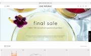 Промокод, купон LOVE REPUBLIC (Лав Репаблик)