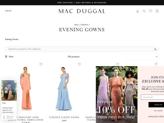 macduggal.com/collection/prom/flash/