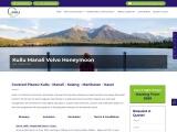 Kullu Manali Volvo Honeymoon Packages from Delhi