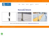 Bollards Dubai, Removable Parking Bollards Dubai, Removable Bollards Dubai – MAK Automatic Doors