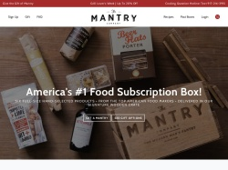 Mantry screenshot