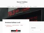 Marcus Triathlonblogg