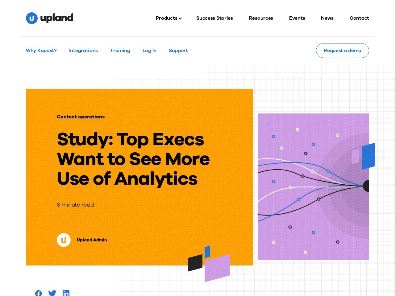 Global Execs Demand More Use of Analytics [New Research]