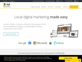 Yell Global Marketing Site - Yell Limited