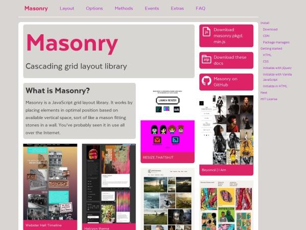 http://masonry.desandro.com/