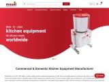 Kitchen Equipment Manufacturer in India | Maxel Kitchen Appliances