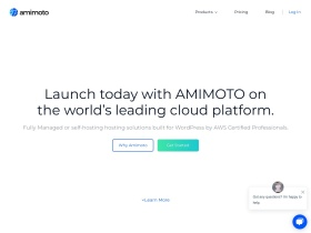 Amimoto AMI Managed Hosting