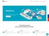 Salesforce solutions for medical industry | Metaoups