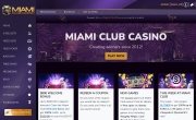 Miami Club Casino No deposit Coupon Bonus Code