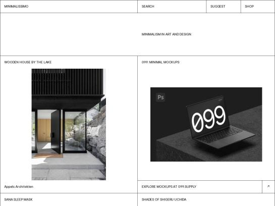 http://minimalissimo.com/