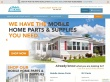 online Coupons for Mobile Home Parts Store Website