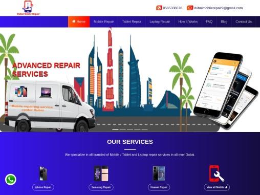 MOBILE REPAIRING DUBAI