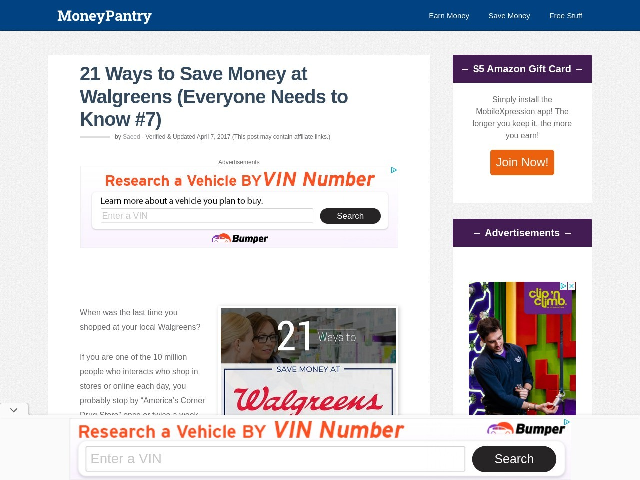 21 Ways to Save Money at Walgreens (Everyone Needs to Know #7)