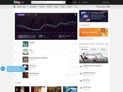 Zing MP3 | Nghe tải nhạc chất lượng cao trên desktop
