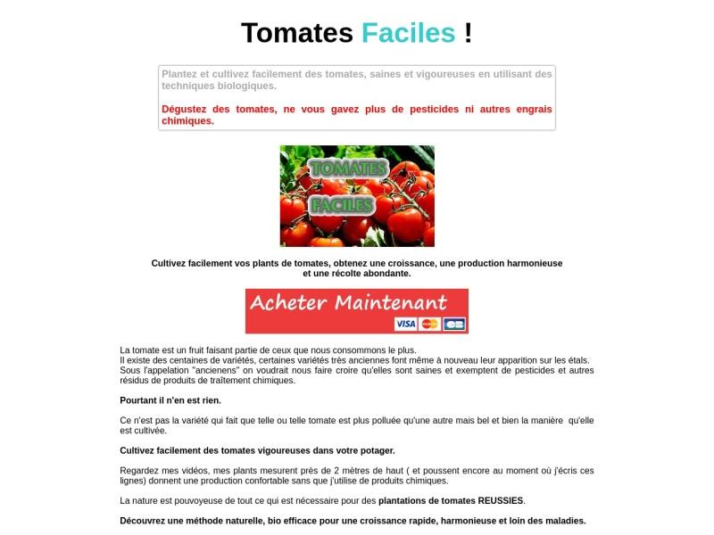 tomates faciles