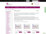 Buy Online Generic Microgest, Progesterone | USA, Europe, Canada, and Japan from my Generic Pharmacy