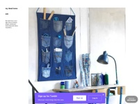 http://myidealhome.vintageblackboard.com/post/19012085823/diy-wall-organizer-from-denim-pockets-via-to-do