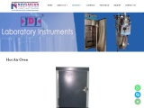 Hot Air Oven Manufacturer in Ahmedabad