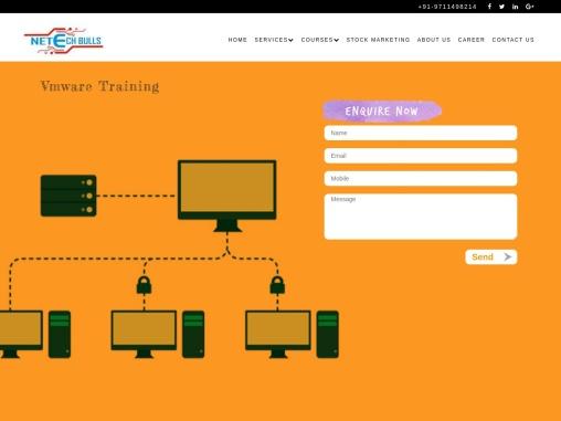 vmware training institute in gurgaon.
