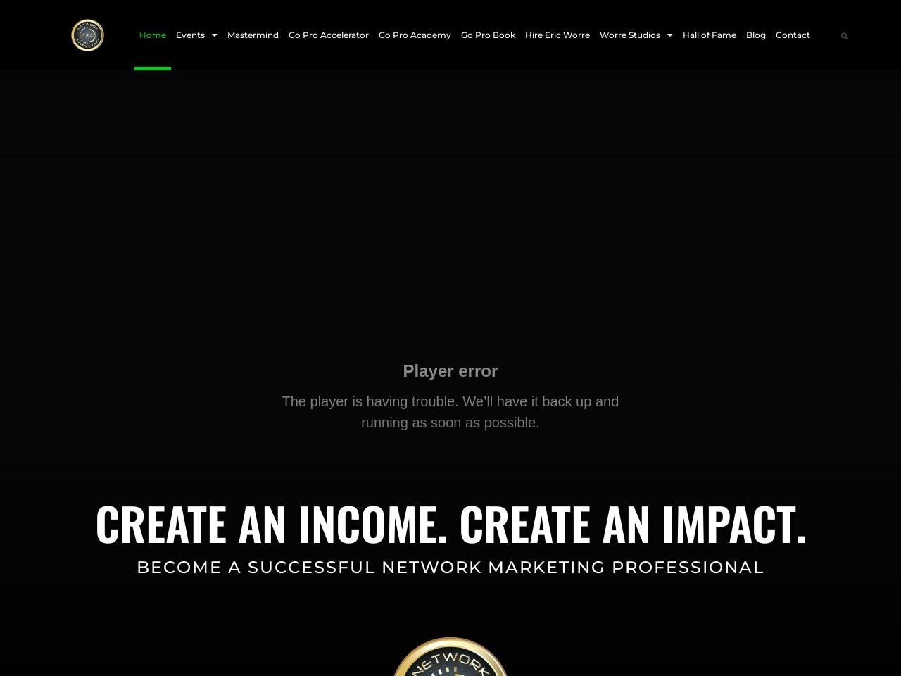 Networking Legend Harvey Mackay – Network Marketing Pro