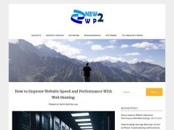 3.0 Basics Info On New2WP