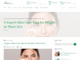 8 Expert Skin Care Tips for People in Their 30's