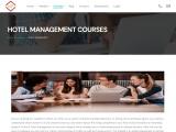 #1 Best Hotel Management Entrance Coaching Classes & Training Institute in Laxmi Nagar