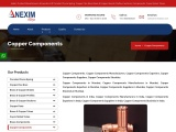 Copper Components | Nexim Alloys