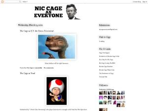 Nic Cage as Everyoneのスクリーンショット