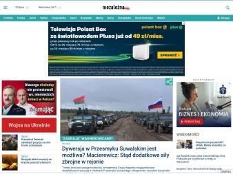 niezalezna.pl screenshot